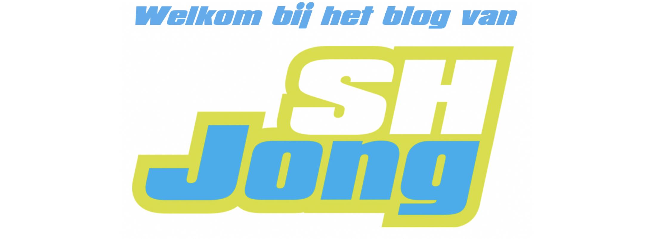 SH-Jong heeft een eigen blog!